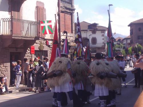 Fiestas en Navarra