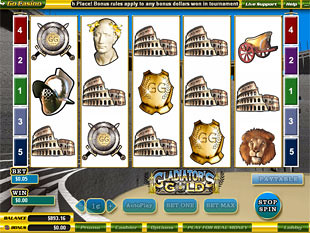 Gladiator's Gold slot game online review