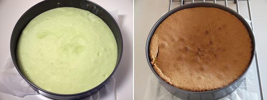 TCC - Pandan Cake - Method 3
