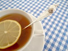 azeita uma xícara de chá?