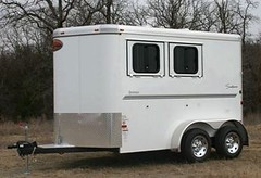 2 Horse Trailer, Sundowner (Trailer Showroom) Tags: sundowner horsetrailer horsetrailers horsetrailerforsale sundownerhorsetrailer sundownerhorsetrailers sundownerhorsetrailerforsale aluminumhorsetrailer aluminumhorsetrailers aluminumhorsetrailerforsale