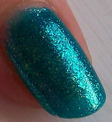 OPI catch me in your net detailed pic