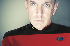 Captain James Tiberius Nerboo of the Starship Sardonicus (path*doc) Tags: startrek brad abomination vulcan nerboo