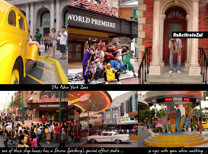 Universal Studios - New York