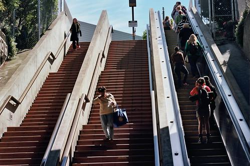 BART steps
