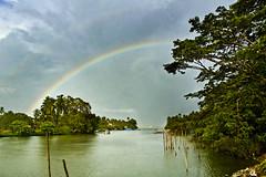 Rainbows in Goa Monsoon (Anoop Negi) Tags: portrait india weather photography for photo rainbow media image photos delhi indian bangalore goa creative images double best monsoon indie po mumbai anoop indien inde panjim negi panaji   ndia nerul photosof  sinquerim  ezee123  intia  n bestphotographer   imagesof anoopnegi     jjournalism  ndia n indi