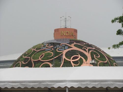 India's Pavilion