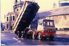 East Station Stamford Musgrove's lorry