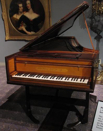 1788 Broadwood piano