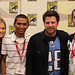 Psych: Maggie Lawson, James Roday, Sahas Katta, Ian Thackston