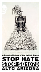 A People's History of the United States (EnikOne) Tags: do humanrights enikone comply not sb1070 altoarizona boycottarizona