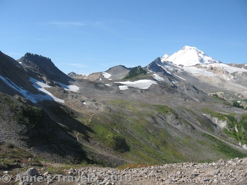 Ptarmigan Ridge Trail, Mount Baker-Snoqualmie National Forest, Washington