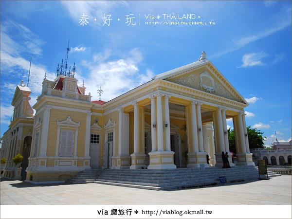 【泰國旅遊】大城之旅|泰皇的渡假聖堂~芭茵夏宮17