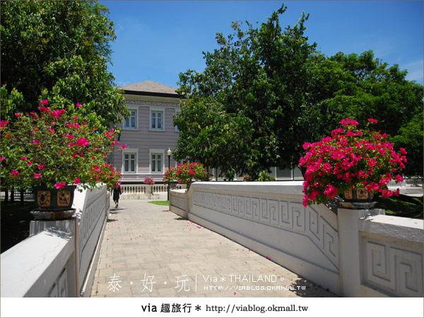 【泰國旅遊】大城之旅|泰皇的渡假聖堂~芭茵夏宮25