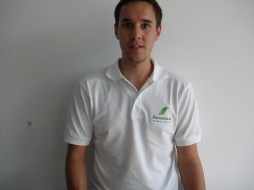 Steinemann Kleinbus Poloshirt
