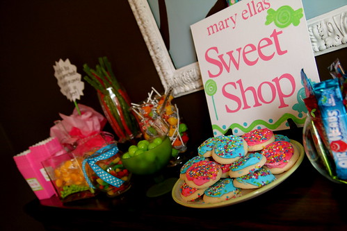 candy buffet 2