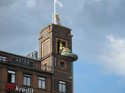 Building in Copenhagen
