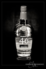 Maker's 46 - Nectar Of The Gods (Sean Molin Photography) Tags: iso200 photographer candlelight makersmark 105mm productphotography flashfired markersmark strobist sb900 nikond700 billsamuelsjr 0mmf0 billsamuel seanmolin httpwwwseanmolincom makers46 makersmark46 copyright2010seanmolin