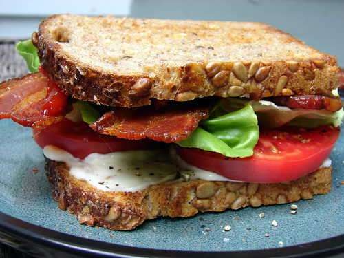 Sweet & Spicy BLT
