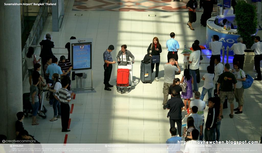 Suvarnabhumi Airport 04