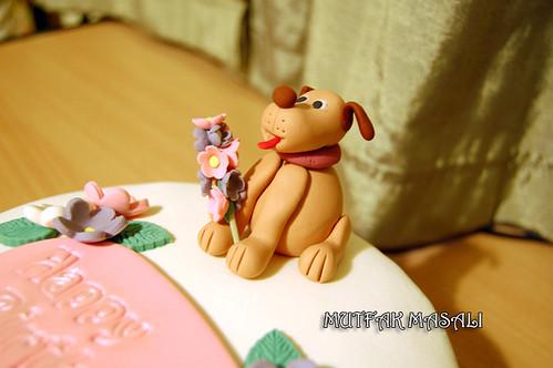 Dogum Gunu Pastasi - Puppy :)