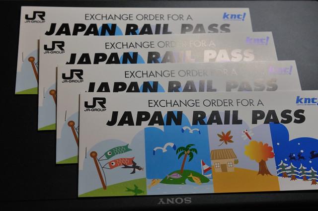 JR West Rail Pass (Kansai Area)