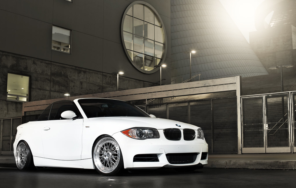 Ccw Fitted Bmw 135i Drop Top Stancenation Form