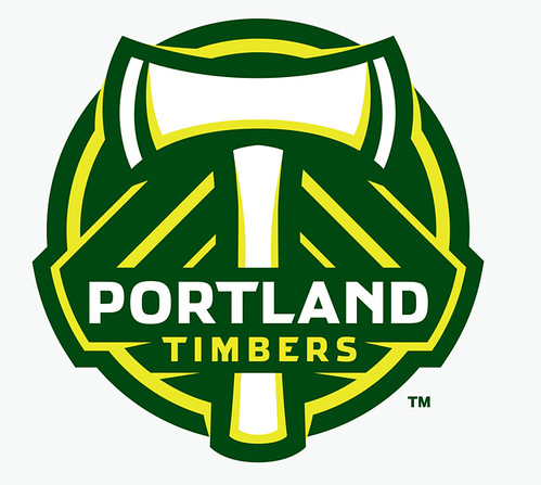Portland Timbers soccer logo