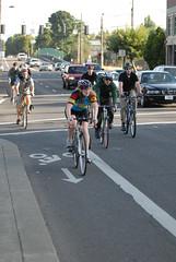 Bike traffic in The Vancouver Gap-11