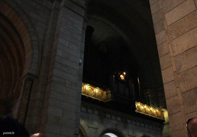 Orgue du Sacré Cœur