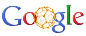 Google buckyball on Google NZ