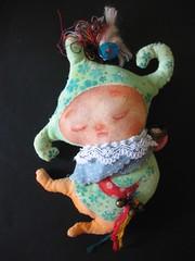 akachan  2 (bettycat) Tags: art painting dolls babies colours handmade craft