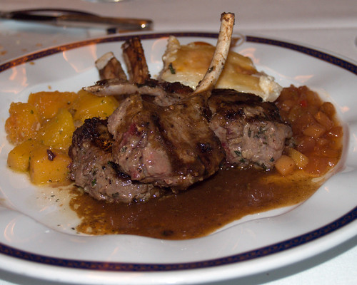 Lamb Chops on the Zaamdam