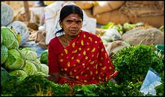 Keerai (Prabhu B Doss) Tags: street portrait india 50mm nikon market bangalore d80 madiwala prabhub prabhubdoss zerommphotography 0mmphotography
