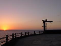 P1030561 (ezioman) Tags: sunset coast grande view canarias punta canaryislands islascanarias boatlift elhierro ng2011