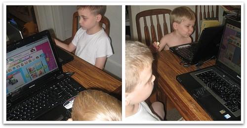My computer boys