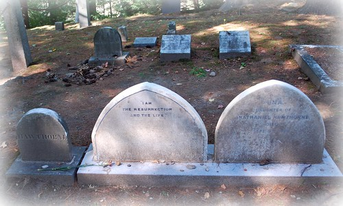 The Hawthorne Family Gravesite