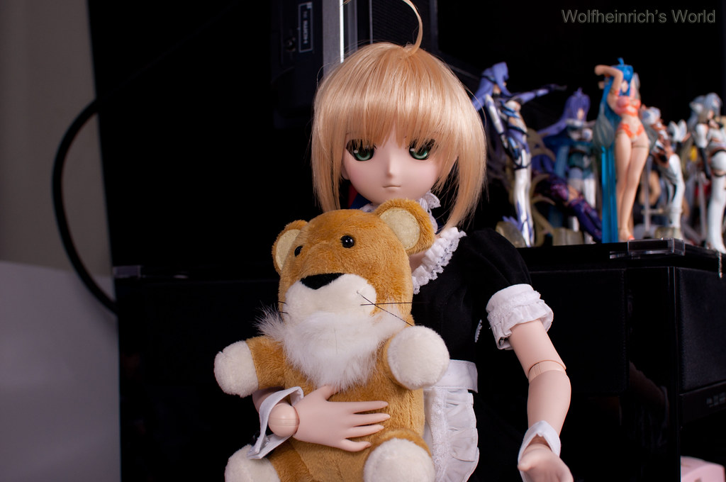Dollfie Dream Theater Side Story: Mysterious Guest