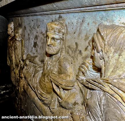 Hecatomnus Tomb