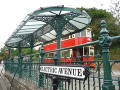 Electric Avenue, National Tramway Museum Crich Tramway Village Derbyshire (woodytyke) Tags: electric avenue national tramway museum crich woodytyke village london passenger transport board 1622 metalwork ornate finial fence shelter stop cover derbyshire uk england english british britain tram photo photography united kingdom isles stephen woodcock flickr photographer photograph picture image digital camera phone colour color country foto best 1 2 3 4 5 6 7 8 9 10 composition light publish print buy free licence book magazine website blog instagram facebook commercial