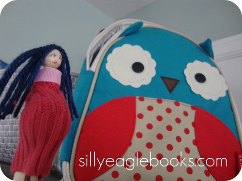 mommy doll and owl