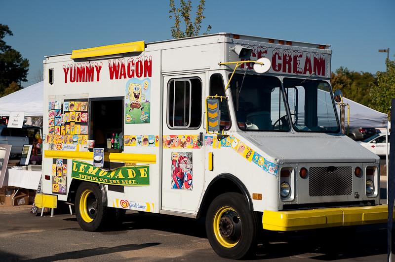 Day 332- The Yummy Wagon