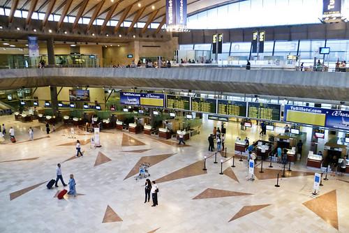Aeropuerto Tenerife Norte - Los Rodeos - TFN