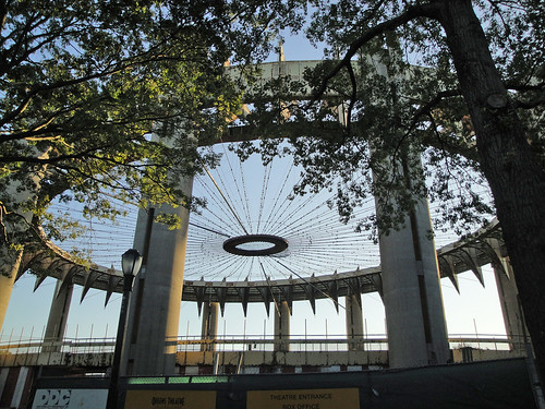 The Pavillion in Flushing Meadows Park