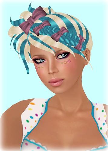 *katat0nik* Kandie Hair