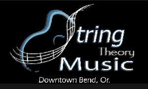 String Theory Music Logo small