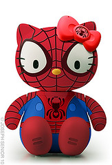 Hello Kitty Spidey