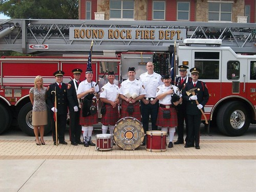Sept 2010 RRFD graduation ceremony