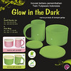Glow in the Dark ; Rp. 60.000 - Rp. 90.000