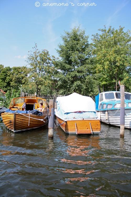 Stoccolma: barche..